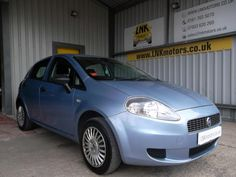 Used FIAT GRANDE PUNTO 1.2 ACTIVE 8V 5d 65 BHP Hatchback LNK Car Sales