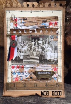 The Little Shabby Shed: 4th of July