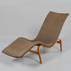 Chaise Longue for Karl Mathsson, Bamboo Furniture, Home Furniture, Furniture Design, Outdoor Furniture, Danish Modern Furniture, Scandinavian Furniture, Modern Classic, Mid-century Modern, Nordic Design
