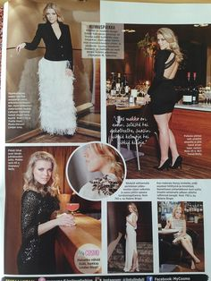 YVETTE HASS Feather Skirt Maxi in Cosmopolitan Finland