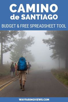 How Much Does the Camino de Santiago Cost? A Budget Guide & Planner - How Much Does the Camino de Santiago Cost? Your Budget Guide & Planner - Europe Travel Tips, Spain Travel, Travel Guides, Europe Europe, France Travel, Budget Travel, Travel Destinations, Winter Travel, Summer Travel