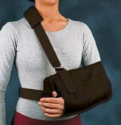 Super Sling SMALL by Bird & Cronin. $42.95. Latex Free.. Lightweight for greater patient comfort.. Can be used after rotator cuff repair.. Universal left or right.. Includes a positioning pillow that provides 25° of abduction for enhanced healing of arm and shoulder injuries.
