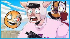 Garry's Mod Prop Hunt Funny Moments! - Terroriser the Annoying Orange, S...