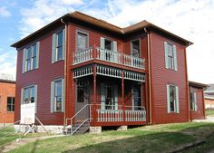 Blind Boone house Columbia MO
