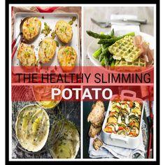 THE HEALTHY SLIMMING POTATO 🍟 created via KAPUA MAY 2020