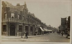 High Street Dovercourt