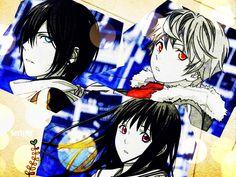 Noragami , Anime by serlyharuno on DeviantArt
