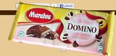 Marabou Domino suklaata