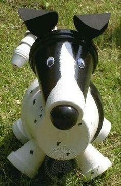 Clay Pot Dog
