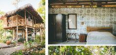 Un complejo con encanto rústico para las vacaciones - http://www.decoora.com/una-casita-con-encanto-rustico-para-las-vacaciones/