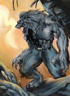 Wolfman - Han Wang