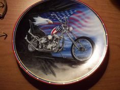 American Classic - Hamilton Collector Plate - Easyriders