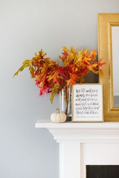 Easy Ways to Cozy Up Your Home For Fall