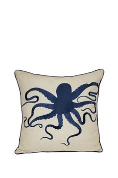 Pair this with the blue rug from my boy's bedroom pinboard for a tentacularly cute look!
