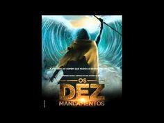 """OST Os Dez Mandamentos - """"Riros"""" - Trilha Sonora Simplesmente um show!!!!!"""