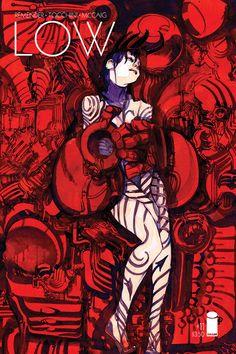 Comic Book Review: Low #11 - Bounding Into Comics