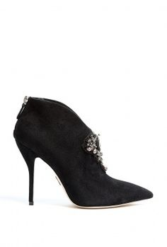 Empress Evening Stiletto Shoe Boots by Paul Andrew   FANCY BOOTIES