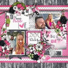 Love This - MouseScrappers - Disney Scrapbooking Gallery My Life in Photobook 18 http://store.gingerscraps.net/My-life-in-photobook-18..html by Tinci Designs All You Need is Love Collection http://www.thedigichick.com/shop/All-You-need-I-Love-The-Collection-By-LDragDesigns.html by LDrag Designs