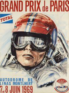 1969 Grand Prix de Paris, Autodrome de Linas Montlhery