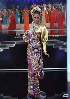 Miss Guyana 2012: