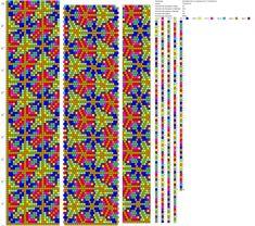 24 around tubular bead crochet rope pattern Bead Crochet Patterns, Bead Crochet Rope, Loom Patterns, Beading Patterns, Flower Patterns, Cross Stitch Patterns, Beaded Crochet, Seed Bead Flowers, Beaded Flowers