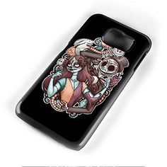 FR23-Nightmare De Los Muertos Fit For Samsung S6 Hardplastic Back Protector Framed Black FR23 http://www.amazon.com/dp/B0170ZSEWI/ref=cm_sw_r_pi_dp_pzXmwb0XPZ5G0