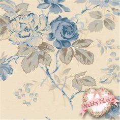 Boutis BELE.TB Helena Tea Blue by Couleur Nature/Mas dOusvan