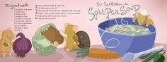 Sir Nettleton's Split Pea Soup by Noreen Torelli