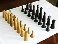 Contemporary Chess Set our diy chess table | kids educational | pinterest | chess table