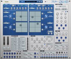 Quad RE For Reason By Rob Papen