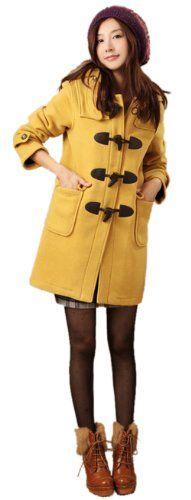 Coat Hooded Winter