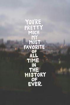 Most definitely...<3