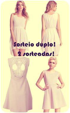 Sorteio internacional Romwe + Finíssimas Fashion + Parabucanas \o/: 2 Vestidos 2 Sorteadas! | PARABUCANAS
