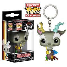 My Little Pony Pocket Pop! Keychain Discord