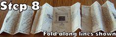 DIY Harry Potter Paraphernalia: Marauder's Map: Inside and Outside  | followpics.co