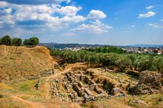 Ancient Sparta, where a number of monuments and features survive from different ages of the ancient capital city is a must-see. Ancient Sparta, Archaeological Site, Day Tours, Capital City, Tourism, Road Trip, Survival, Landscape, History