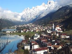 arunzo, Italy where my father was born...beautiful