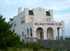 Belmar beach belmar nj pinterest beaches for Belmar fishing club