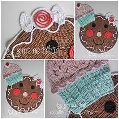 <3 NOVIDADE no Recanto das Borboletas \o/  Centrão Ginger Cupcake. <3  Na Lojinha tem: http://recanto.loja2.com.br/  E no Bloguito você fica por dentro de tudo: http://recantodasborboletas-simoninha.blogspot.com.br/