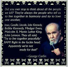 Carlin wisdom