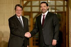 FOX NEWS: Lebanon premier: Cyprus can help us cope with refugee strain