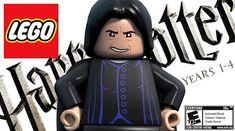 Hogwarts Alumni: Harry Potter Lego