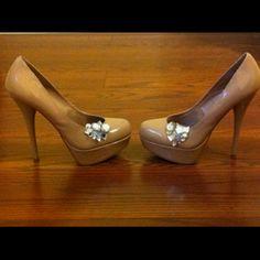 DIY shoe clips!