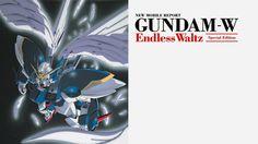 Japanese 'Mobile Suit Gundam Wing: Endless Waltz' Blu-ray Anime Box Set Coming