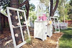 Simple Outdoor Wedding Ideas   Simple Outdoor Wedding Ideas   Photographer: Connie ...   Wedding Ide ...