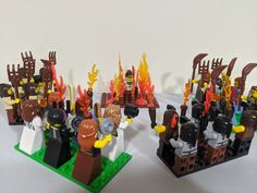 Gorvoslov's Minor Factions - The BrikWars Forums Yellow Dragon, William Wallace, Skyrim, Just Giving
