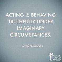 Sanford Meisner.