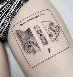 Search inspiration for a Blackwork tattoo. Tattoo Gato, Hp Tattoo, Leg Tattoo Men, Thigh Tattoos, Skull Tattoos, Black Tattoos, Tattoo Quotes, Tatoos, Badass Tattoos