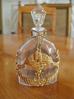 Antique Perfume Bottle - Carl Weihupt