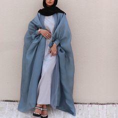 Likes, 4 Comments - Abaya Abaya Fashion, Muslim Fashion, Modest Fashion, Fashion Looks, 70s Fashion, Fashion Outfits, Fashion Ideas, Vintage Fashion, Fashion Tips